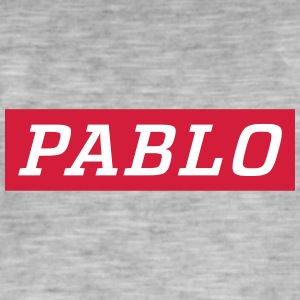 Pablo - Men's Vintage T-Shirt