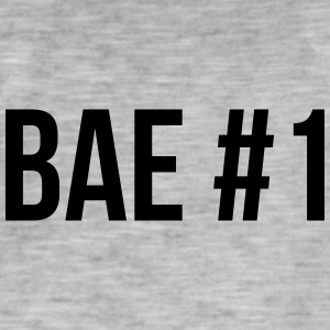 Bae # 1 - Men's Vintage T-Shirt