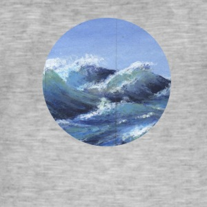 the sea - Men's Vintage T-Shirt