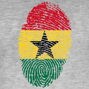 Fingerprint - Ghana - Men's Vintage T-Shirt