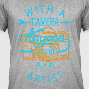 artistic room - Men's Vintage T-Shirt