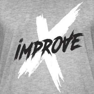 Improvex - Men's Vintage T-Shirt