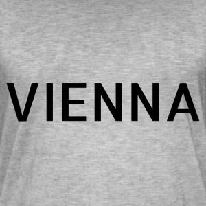 Vienna - Men's Vintage T-Shirt