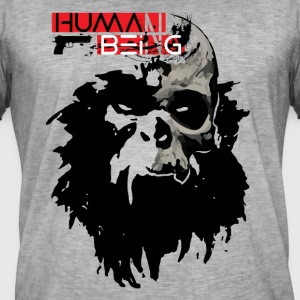 Human Being - Men's Vintage T-Shirt