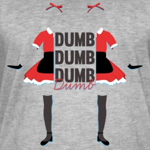 Red velvet - dumb dumb ver - Men's Vintage T-Shirt