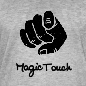 Magic Touch - Men's Vintage T-Shirt