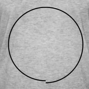 OCD Circle - Men's Vintage T-Shirt