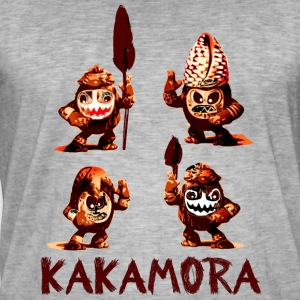 kakamora Coconut monsters pirates südsee movie Crawling - Men's Vintage T-Shirt