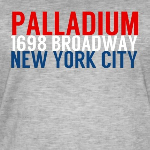 Palladium 1698 Broadway New York City - Men's Vintage T-Shirt