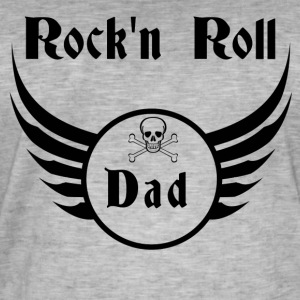 Rock and roll dad