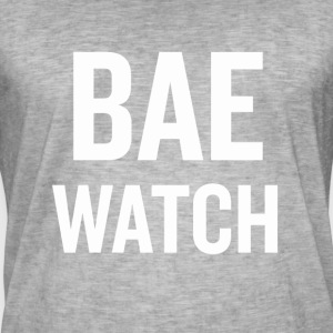 Bae Watch White - Men's Vintage T-Shirt