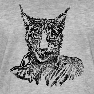 Paul de Lynx - Men's Vintage T-Shirt