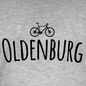 vélo Oldenburg - T-shirt vintage Homme
