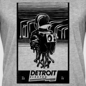 Detroit Electro - Men's Vintage T-Shirt