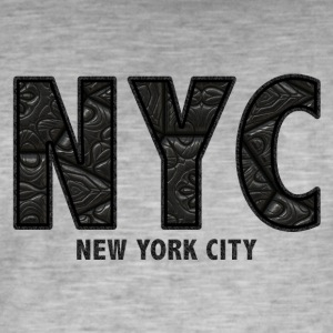 NYC - T-shirt vintage Homme