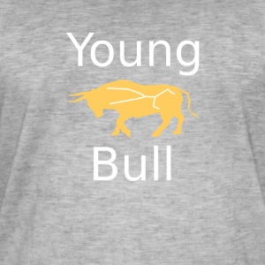 Young Bull - Men's Vintage T-Shirt