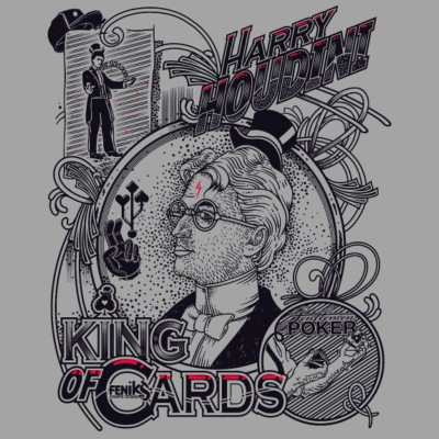 harry Houdini poker