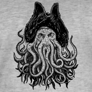 Davy Jones - Men's Vintage T-Shirt