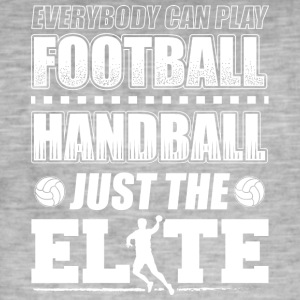 Handbal Football Elite - Mannen Vintage T-shirt