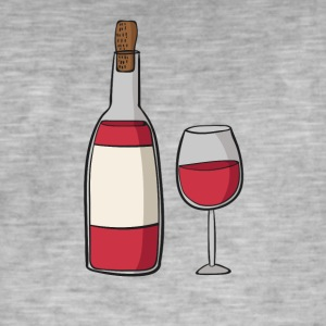 wine - Men's Vintage T-Shirt