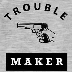 Troublemaker - Men's Vintage T-Shirt