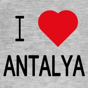 I Love Antalya - Men's Vintage T-Shirt