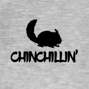 Chinchillin' - Männer Vintage T-Shirt
