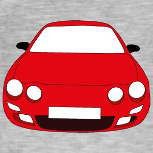 Red car - Men's Vintage T-Shirt