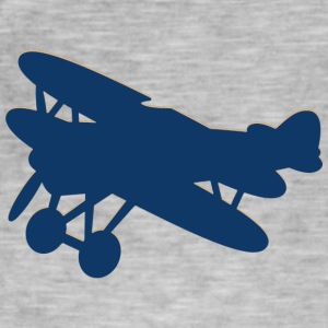 Propeller aircraft - Men's Vintage T-Shirt