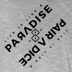 Paradice 2 - Men's Vintage T-Shirt