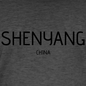 Shenyang - Men's Vintage T-Shirt