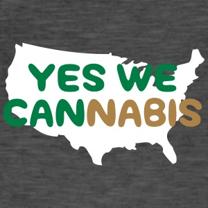 Yes We Cannabis! - Men's Vintage T-Shirt