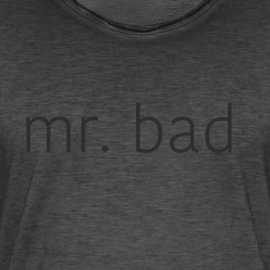 mrbad Collection - Vintage-T-shirt herr