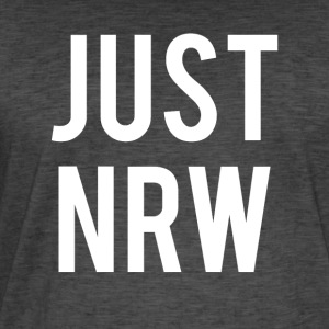 Just nrw north rhine westphalia - Men's Vintage T-Shirt