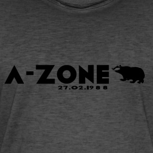 AZONE Badger - Men's Vintage T-Shirt