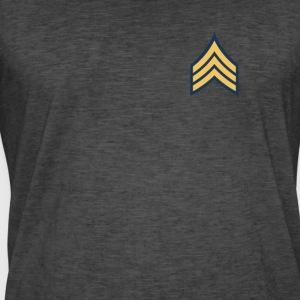 US Army Sergeant OR5-E5 - Vintage-T-shirt herr
