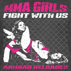 MMA Girls - Fightwear - Mix Martial Arts - BJJ - Men's Vintage T-Shirt