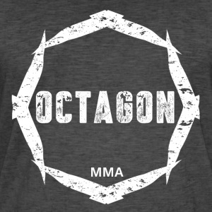Octagon - Men's Vintage T-Shirt