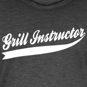 Grill Instructor - Men's Vintage T-Shirt