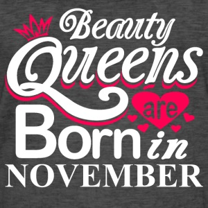 Beauty Queens Born in November