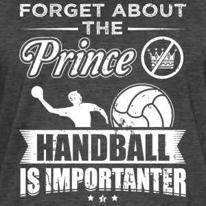 handball FORGET PRINCE - T-shirt vintage Homme