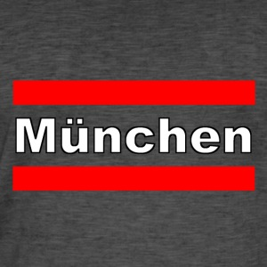 Munich brands - Men's Vintage T-Shirt