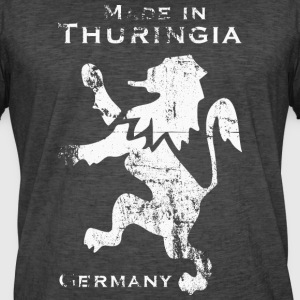 Made in Thuringia - Männer Vintage T-Shirt