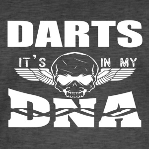 DARTS - It's in my DNA - Men's Vintage T-Shirt