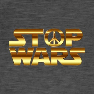 STOP WARS - Men's Vintage T-Shirt