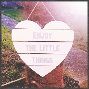 enjoy the little things - Men's Vintage T-Shirt
