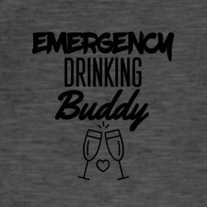 buddy potable d'urgence - T-shirt vintage Homme