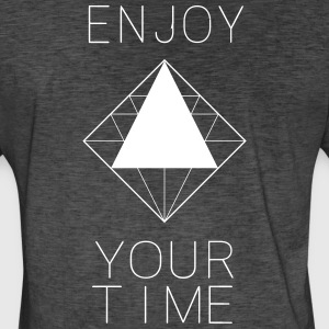 enjoy - Men's Vintage T-Shirt