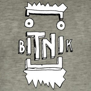 BITNIK6 - Men's Vintage T-Shirt