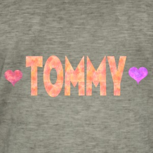 Tommy - Men's Vintage T-Shirt